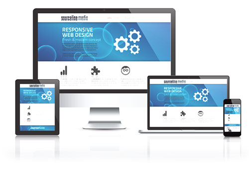 digital marketing web design