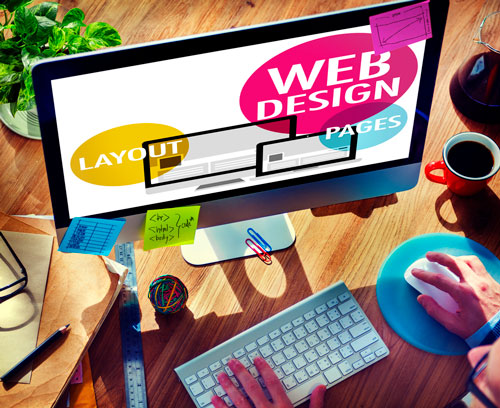 web design for local business